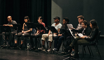"Student Playwrights Confront Sexual Violence in ""Seeing Rape"""