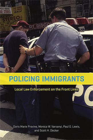 Varsanyi's book Policing Immigrants