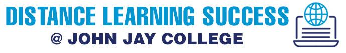 John Jay Distance Learning logo