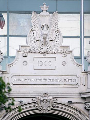 Haaren Hall Entrance