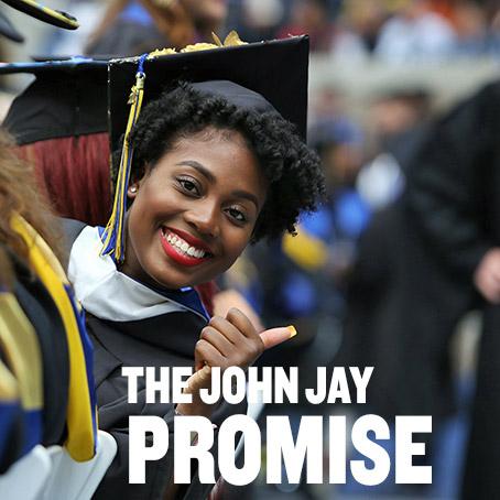 John Jay Promise logo