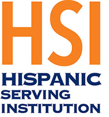 Hispanic Serving Institution logo
