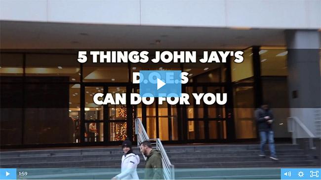 John Jay Online Video