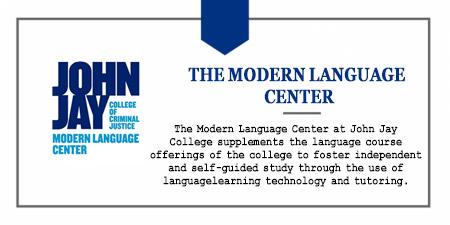 The Modern Language Center
