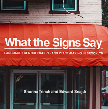 What the Signs say book