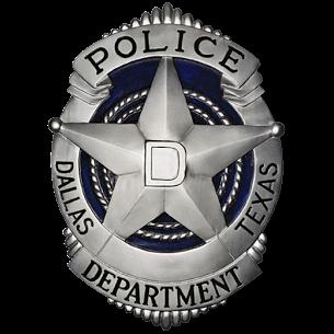 Dallas Police Department badge