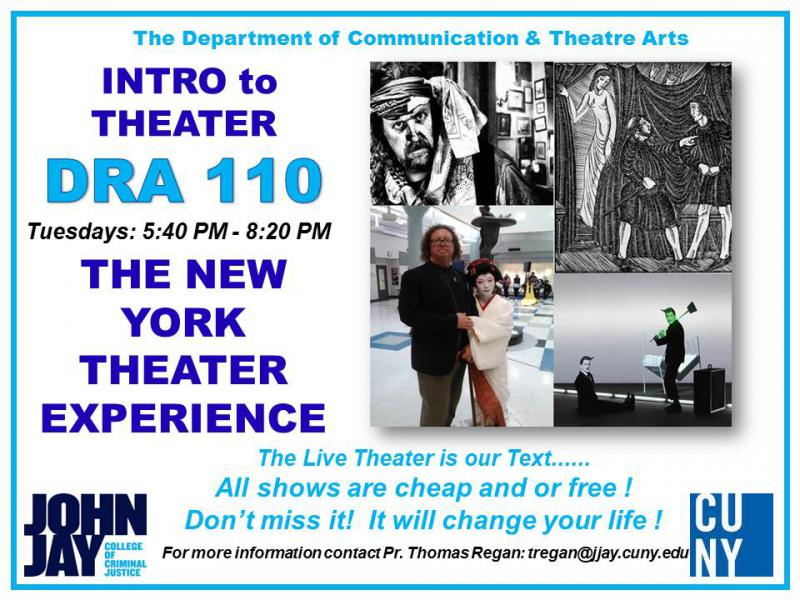 Intro to Theater