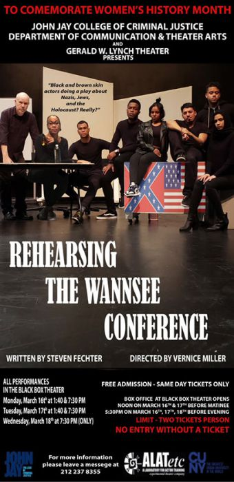 Rehearsing the Wannsee Conference
