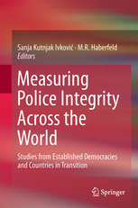 Measuring Police Integrity Across the World book cover