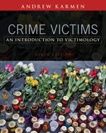 Crime Victims: An Introduction to Victimology, 9th ed book cover