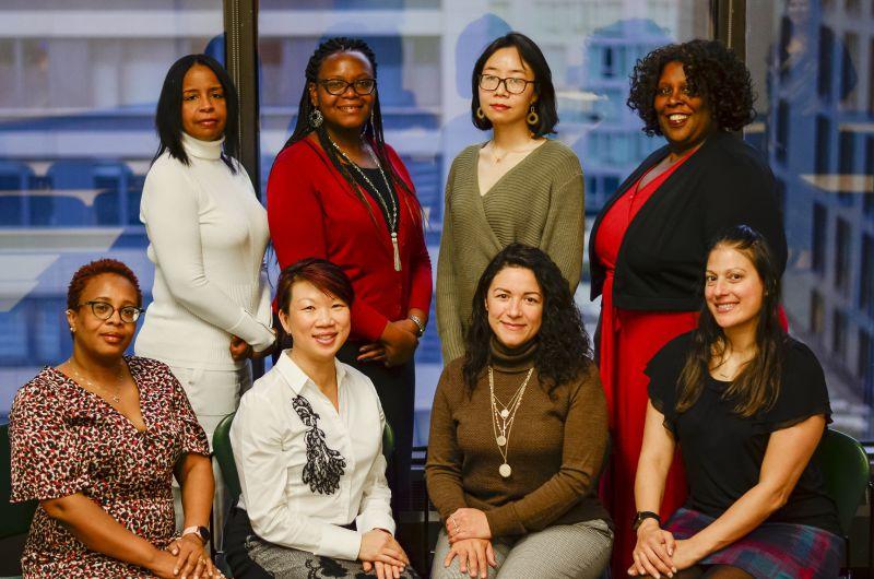 Meet the Team, Continuing & Professional Studies
