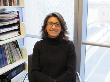 Department Chair Dr. Angela Crossman