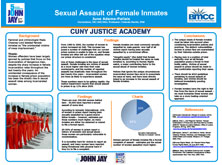 Sexual Assault of Female Inmates