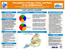 Perceptions of Drugs, Crime, and Race in my Neighborhood