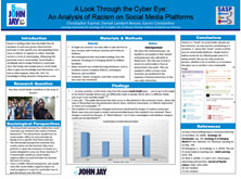 A Look Through the Cyber Eye: An Analysis of Racism on Social Media Platforms