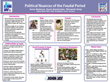 Political Nuances of the Feudal Period