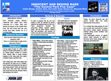 Innocent and Behind Bars: The Central Park Five Case