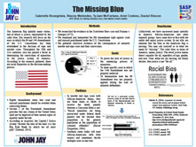 The Missing Blue