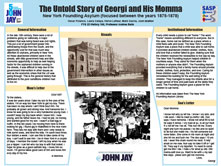 The Untold Story of Georgi and His Momma
