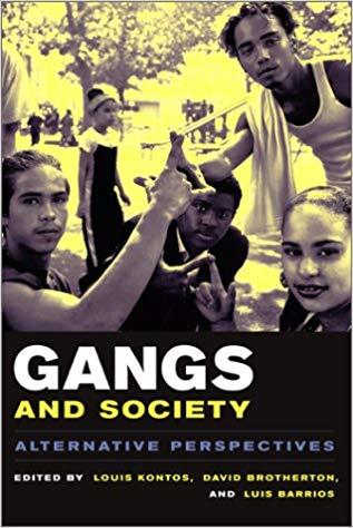 Gangs and Society by David Brotherton