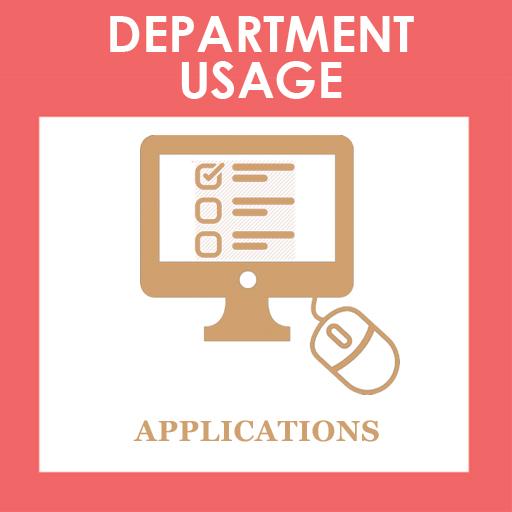 FSE Department Usage Data