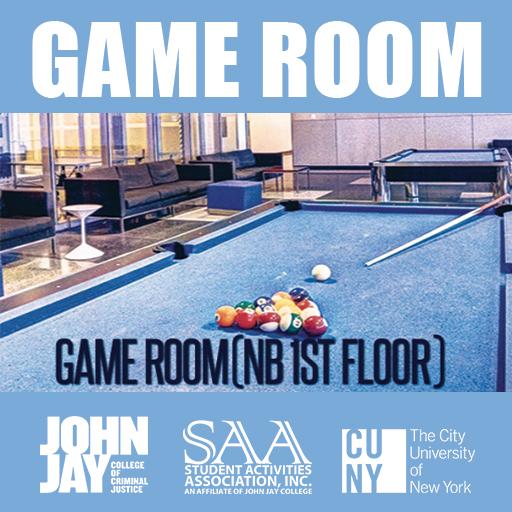 Game Room flyer.