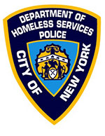 NYC Department of Homeless Services badge