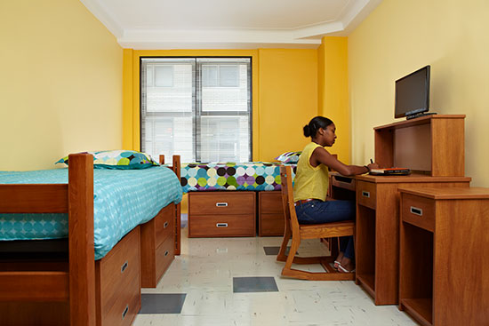 Residence at the New Yorker | John Jay College of Criminal