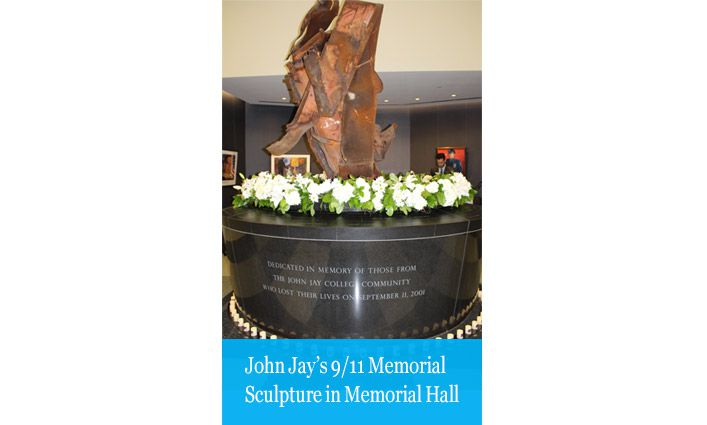 John Jay Remembers Our Fallen Heroes in a 9/11 Virtual Tribute Event