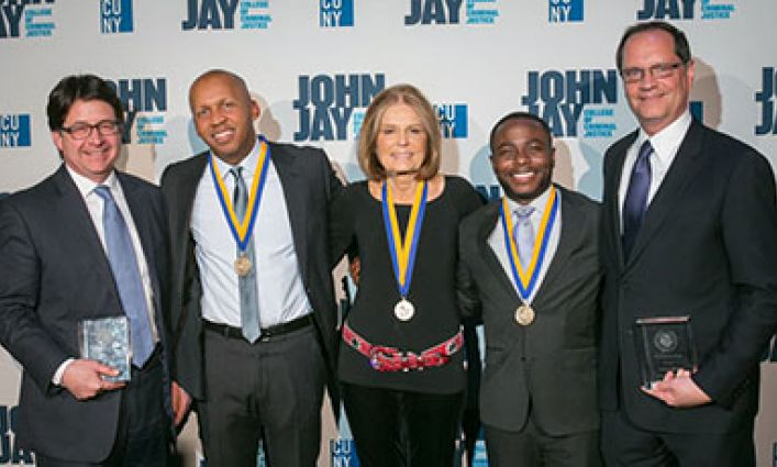 """Five """"True Champions"""" Honored at 2016 Justice Awards Ceremony"""