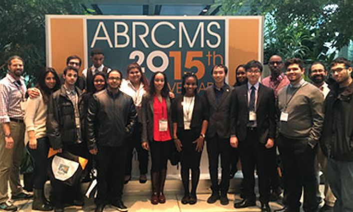 John Jay Students Shine at Annual Biomedical Research Conference in Seattle