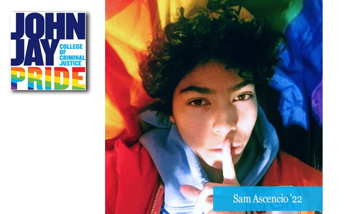 Sam Ascencio '22, Vice President of John Jay's LGBTQ+ Allies Club, Contemplates the U.S. Supreme Court Decision on LGBTQ+ Rights