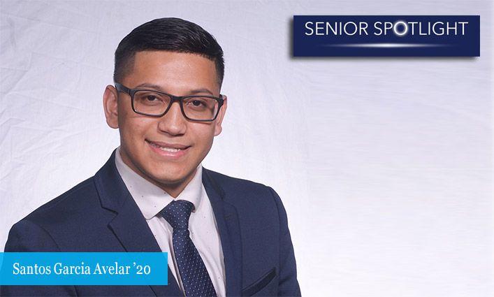 Senior Spotlight: Santos Garcia Avelar '20 Wins the Gates Public Service Law Scholarship