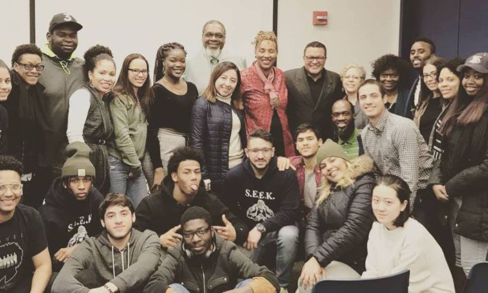 John Jay Celebrates African American Heritage for Black History Month
