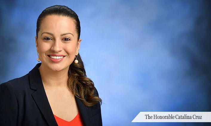 Assemblywoman Catalina Cruz '05 Comes to John Jay on April 11