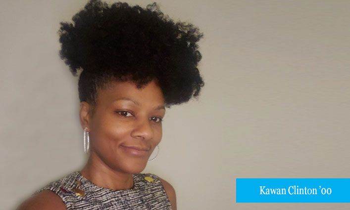 Legal Aid Society Supervising Attorney Kawan Clinton '00 Advocates for People Incarcerated During the Pandemic