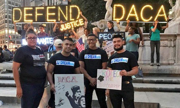 John Jay and CUNY Push For DACA Renewal