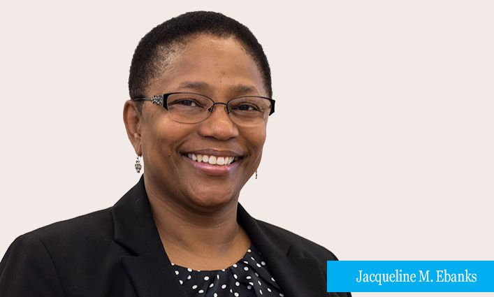 Join Jacqueline M. Ebanks, Executive Director of NYC Commission on Gender Equity in a Discussion on Social Justice for Women, Girls, and Marginalized Communities