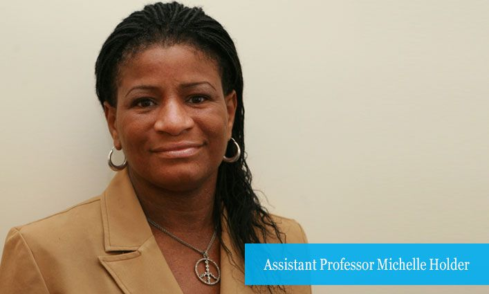 Assistant Professor Michelle Holder's Research Reveals U.S. Black Women Lose an Estimated 50 Billion Dollars a Year Due to a Race and Gender Wage Gap