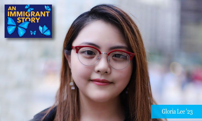 An Immigrant Story: Gloria Lee '23 Finds Her Passion for Public Service After Interning with Queens Councilman Peter Koo