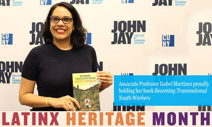 Associate Professor Isabel Martinez Provides Insight On Independent Mexican Teenage Migrants in Her Book Talk