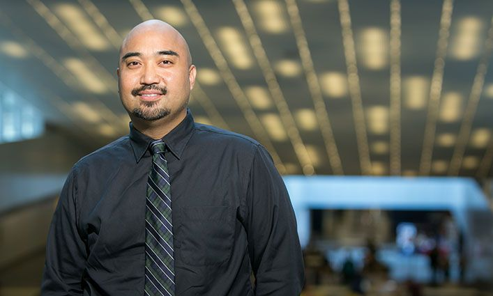 Professor Kevin Nadal Wins Richard Tewksbury Award for Advocacy Work