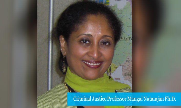 Criminal Justice Professor Mangai Natarajan is Awarded the Gerhard O.W. Mueller Award