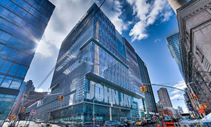John Jay's New Building Recognized as 'Overlooked Architectural Masterpiece'