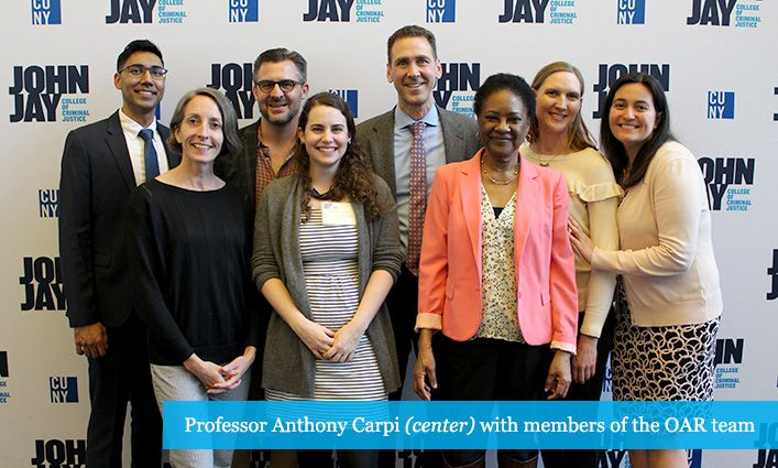 OAR Celebrates Faculty Research at the 6th Annual Grants Reception