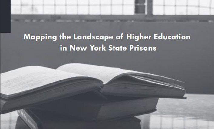 John Jay's Prisoner Reentry Institute Maps State Prison Education Programs