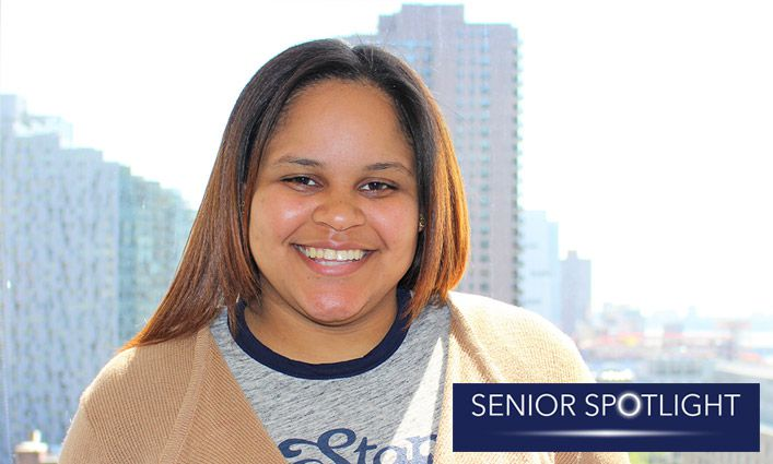 Senior Spotlight: Ana Correa '19 Advocates for Criminal Justice Involved Youths