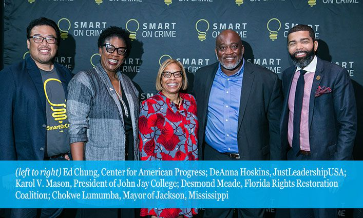 John Jay Hosts Its Third Annual Smart on Crime Conference