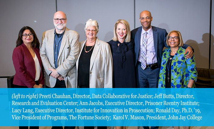 John Jay Research Directors Tackle Tough Criminal Justice Issues