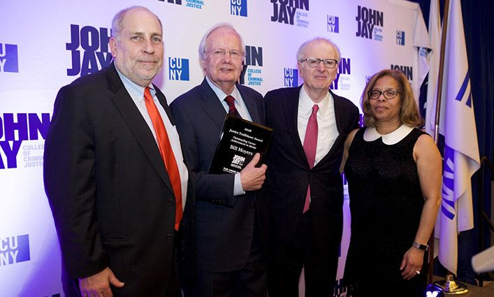 The John Jay/Harry Frank Guggenheim Symposium on Crime in America Convened for the 13th Year